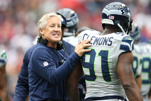 With Offensive Line Banged-Up, Seahawks Offense Has to Adjust