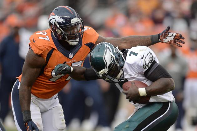 Eagles Work on Improving Vick's Protection