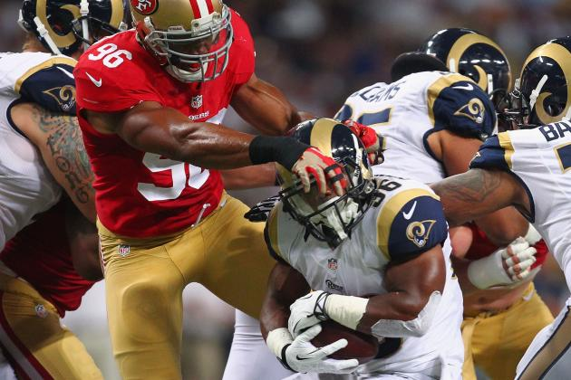 Benny Cunningham vs. Isaiah Pead: Updated Fantasy Outlook for Rams RBs