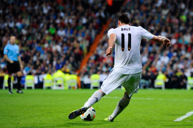 Real Madrid Must Tread Carefully with €100M Man Gareth Bale