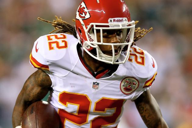 Dexter McCluster Wins AFC Special Teams Honors
