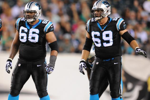 Offensive Line Rounding into Form