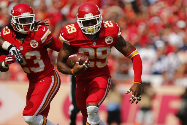 Eric Berry: Chiefs to 'Keep Building off of 4-0 Start'