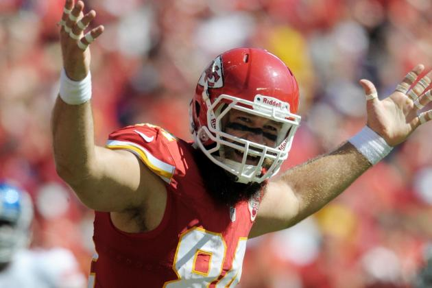 Chiefs' Waiver Moves Already Looking Solid