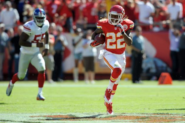 Dexter McCluster Named AFC Special Teams Player of the Week