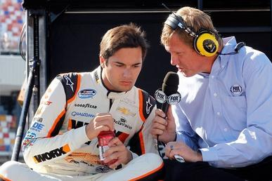 NASCAR Fines Nelson Piquet Jr, Penalizes Penske Racing