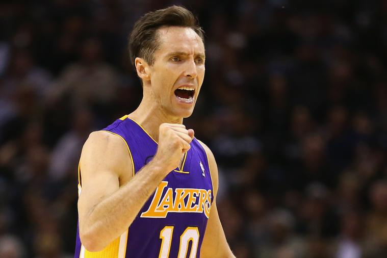 Why LA Lakers Must Create a Reduced Role for Steve Nash in 2013-14