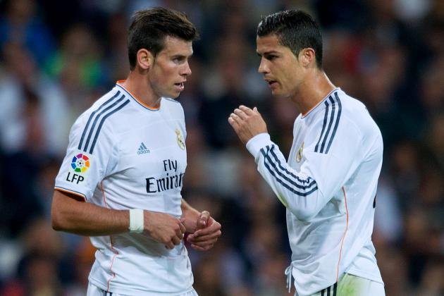Cristiano Ronaldo Must Shoulder Real Madrid Burden Whilst Gareth Bale Settles