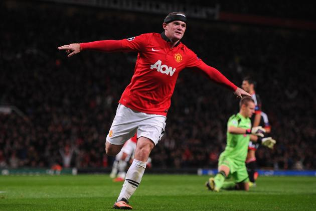 Wayne Rooney Injury: Updates on United Star's Shin, Likely Return Date