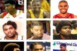 Andrew Bynum's Hair Through the Years