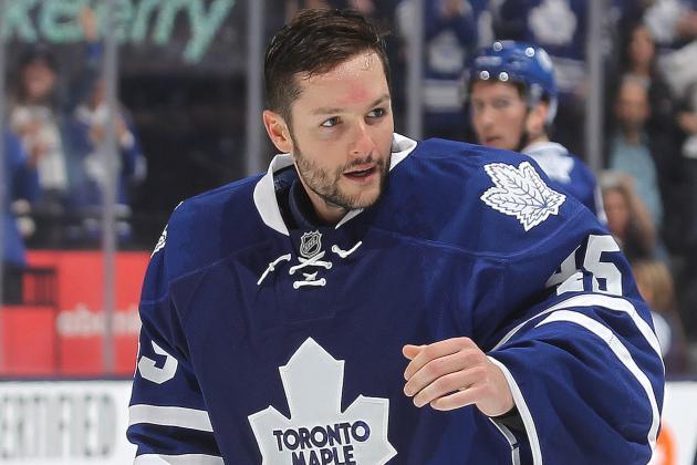Maple Leafs: Jonathan Bernier Expected to Start Against Philadelphia Flyers