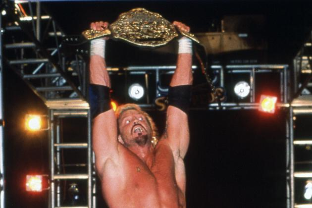 Full Career Retrospective and Greatest Moments for Diamond Dallas Page