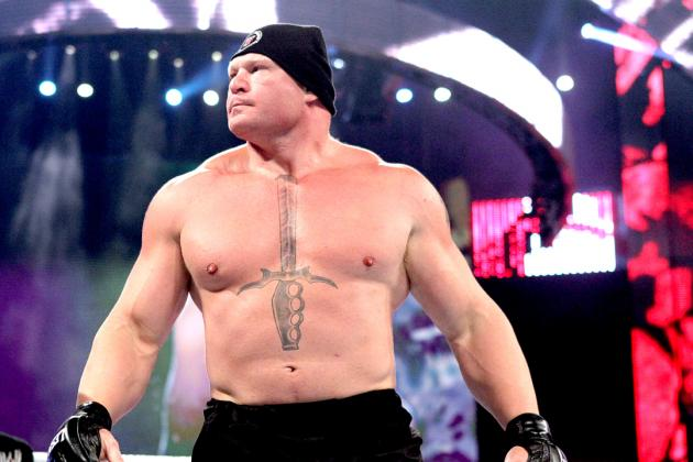 Analyzing Reported Plan for Brock Lesnar, Daniel Bryan and 2014 WWE Royal Rumble