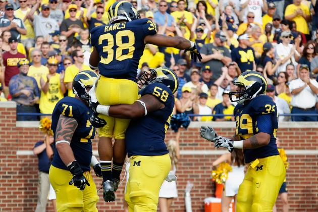Wolverines Making Changes at Center, Guard