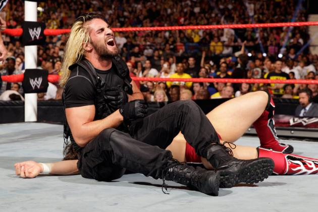 Breaking Down Seth Rollins' Elite Ability to Sell His Opponents' Offense