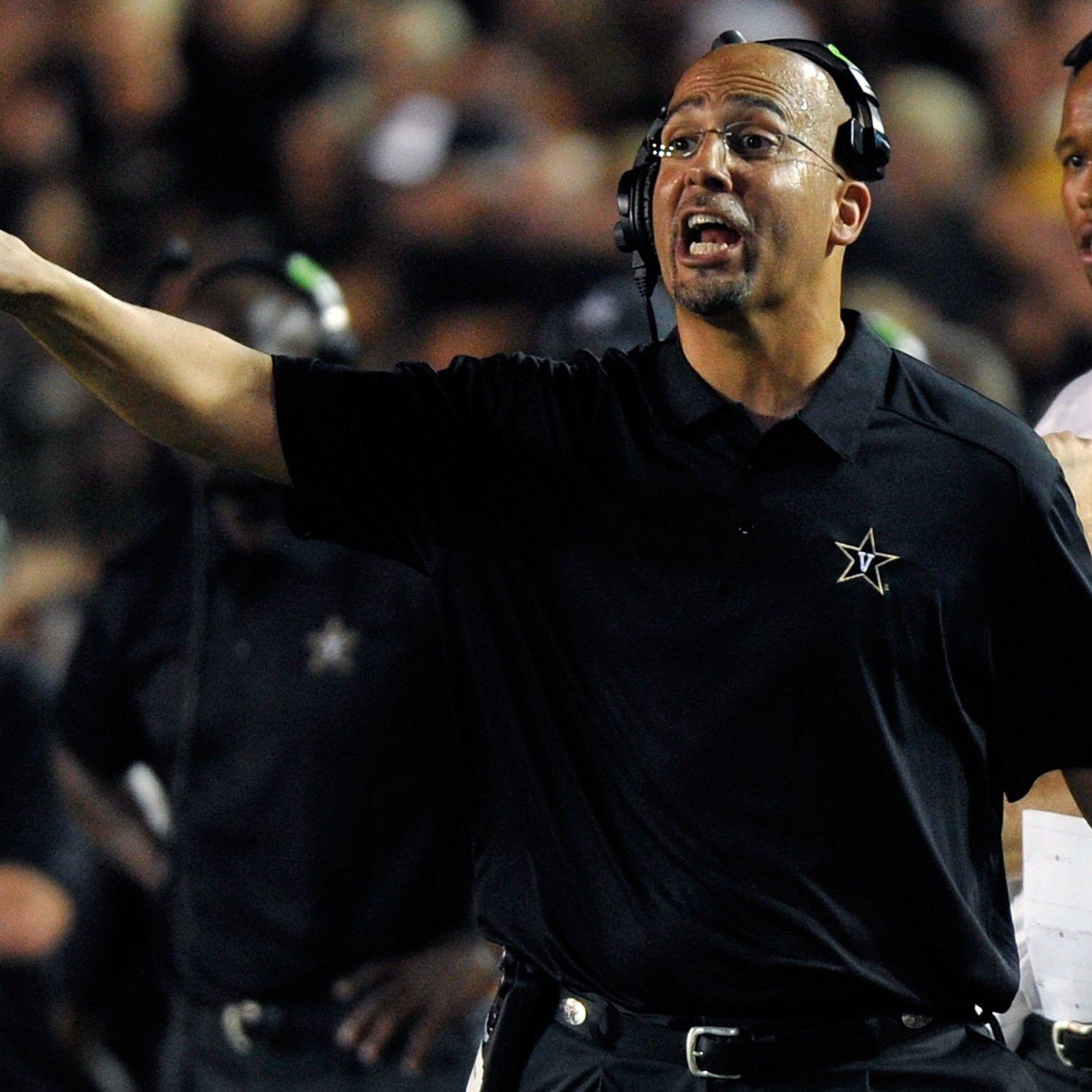 Vanderbilt Football: Can They Hold on to James Franklin ...