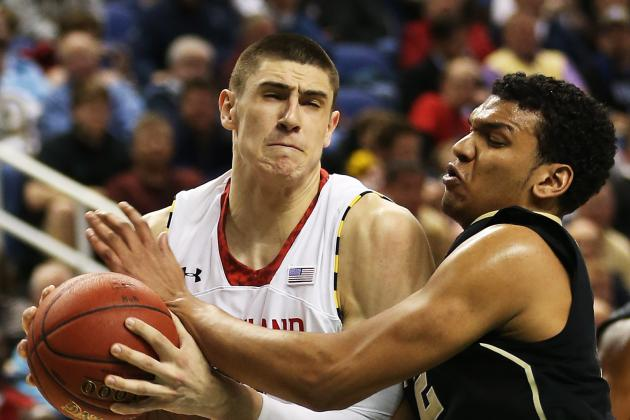 Even Minus Alex Len, Maryland Eyes NCAA Bid
