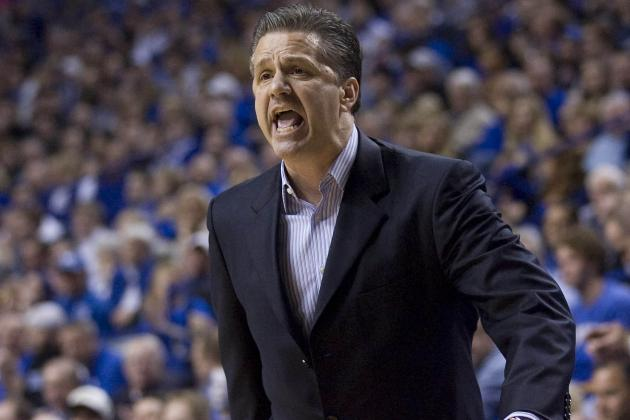 Calipari on the NCAA: