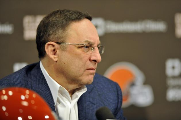 Browns Proving Front Office Hasn't Given Up on the Season