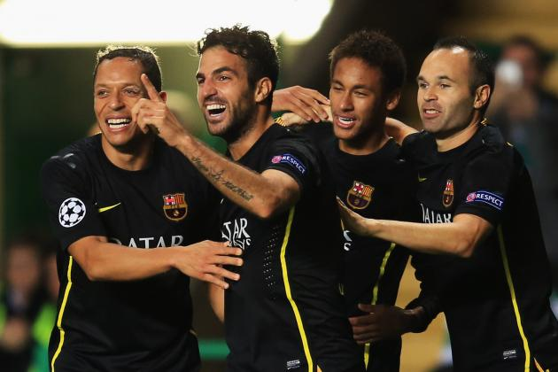 How Barcelona Will Line Up Against Real Valladolid