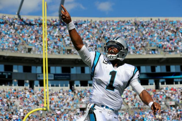 Playoffs?! Can Cam Newton Lead Carolina Panthers to the 2013 Postseason?