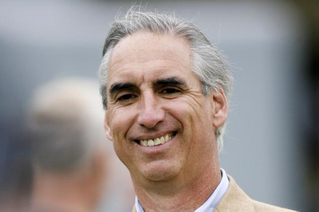 WVU's Oliver Luck Expected to Be Named to Playoff Committee