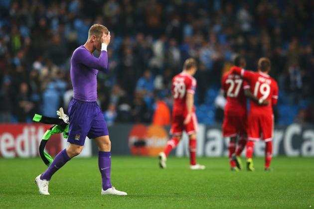 Manchester City vs. Bayern Munich Score, Grades and Post-Match Reaction