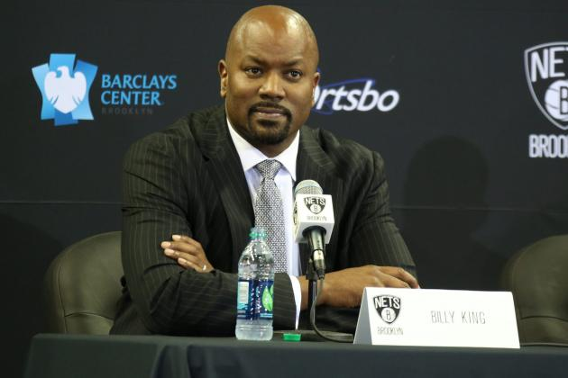Nets GM: Window to Win Title Is 'This Season'