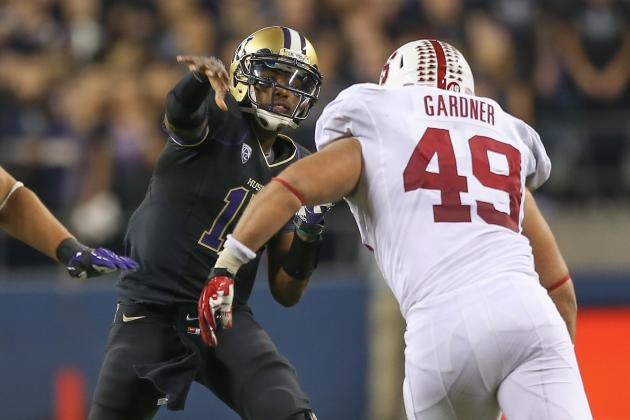 Debate: Who Wins the Battle Between UW's O and Stanford's D?