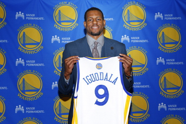 Andre Iguodala's Ultimate Training Camp Checklist for 2013-14 Season