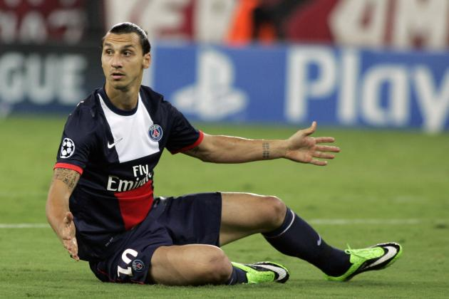 Ibrahimovic Scores Twice for PSG