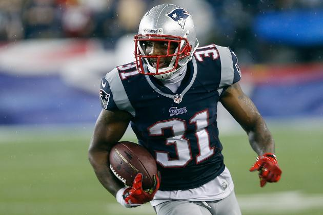 Dissecting the New England Patriots' 3 Best Individual Matchups in Week 5