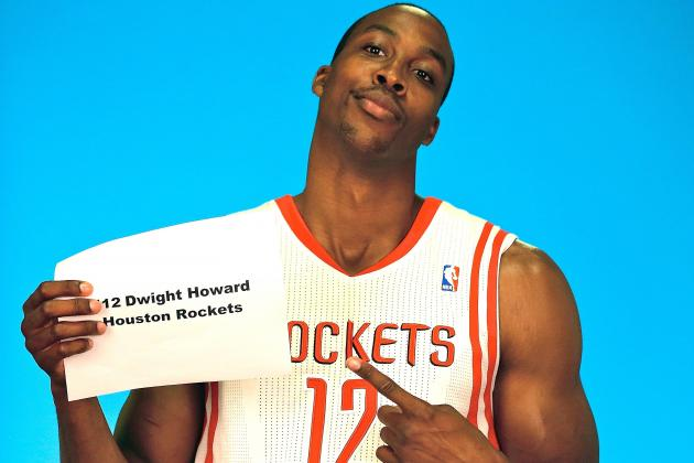 Dwight Howard Officially Has No Excuses Left, Must Deliver for Houston Rockets