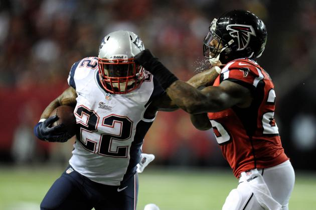 Source: Stevan Ridley's Injury Is Nothing Serious