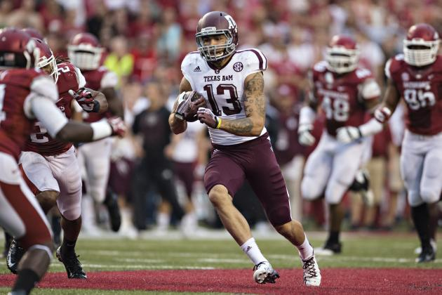 2014 NFL Draft: Mike Evans Dominates His Way onto October Big Board