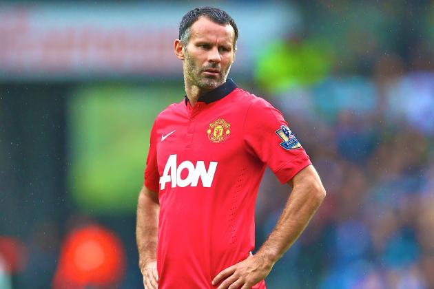 Ryan Giggs Breaks Record for Most Appearances in UEFA Champions League