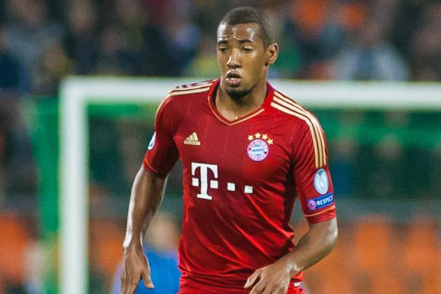 Jerome Boateng Red Card: How Bayern Munich Will Cope in Star's Absence