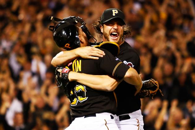 NL Wild Card Game 2013: Pittsburgh Pirates Officially Cinderella Story of MLB