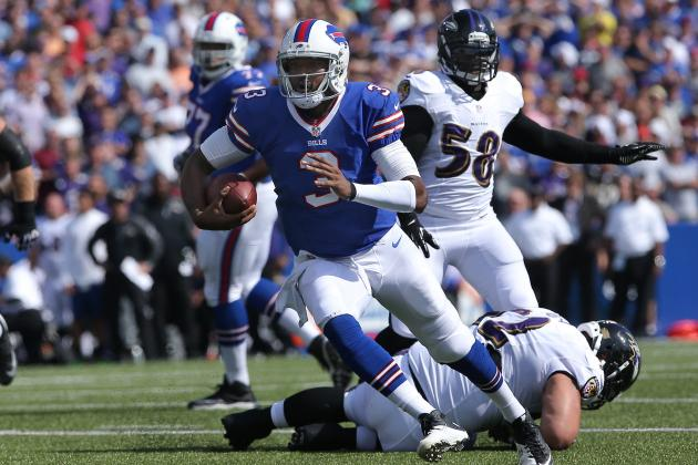 Buffalo Bills vs. Cleveland Browns: Breaking Down Buffalo's Game Plan