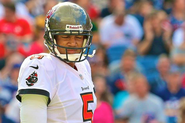 Josh Freeman Reportedly Fined by Buccaneers Twice in Last Month