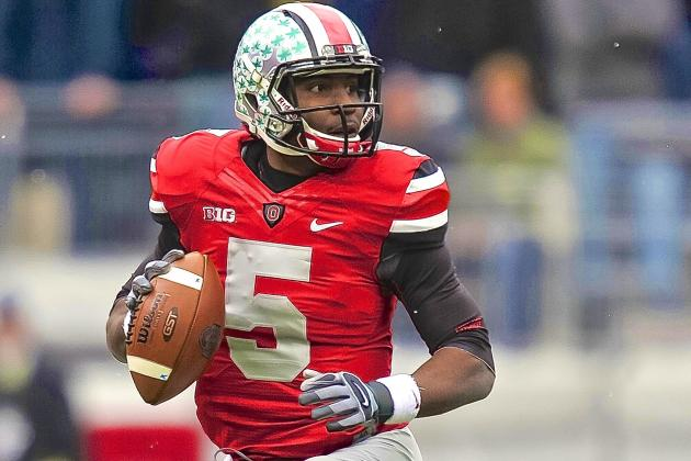 Braxton Miller at Quarterback Transforms Ohio State Offense