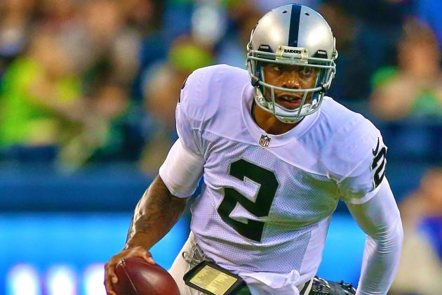 Terrelle Pryor Injury: Updates on Raiders QB's Head, Likely Return Date