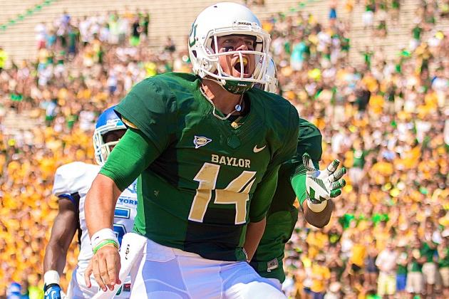 Meet Baylor's Bryce Petty, the Most Underrated Quarterback in College Football
