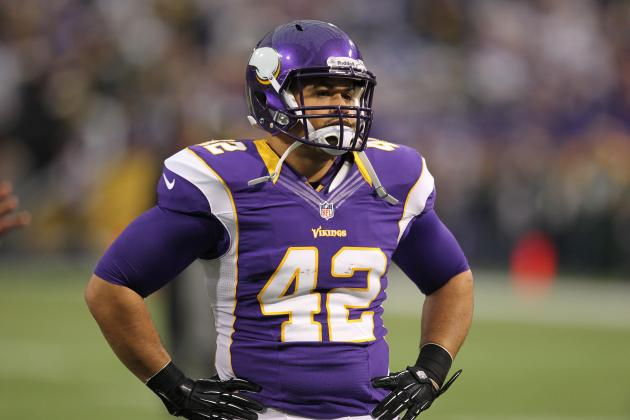 Return of Jerome Felton Provides Confidence for Adrian Peterson, Vikings Offense