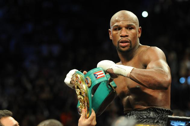 Mayweather vs. Khan: Is Floyd Taking the Easy Road?