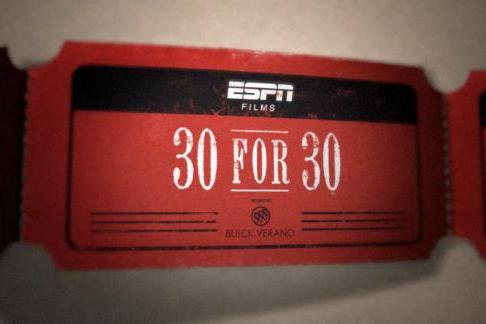 NY Magazine Ranked Every Single ESPN '30 for 30' If You're Interested