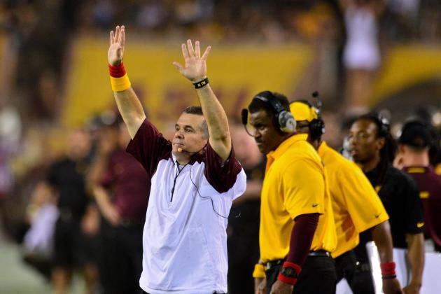 Notre Dame Football: How Todd Graham Has Tormented Brian Kelly