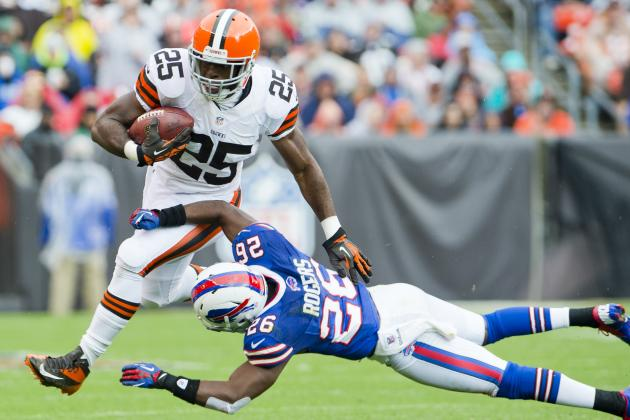 Bills vs. Browns: Live Game Grades and Analysis for Cleveland