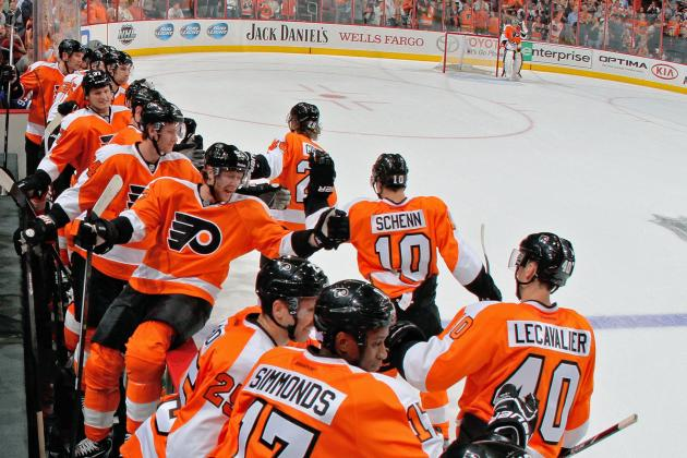 The Flyers New Goal Song Is TNT: Approve or Disapprove?