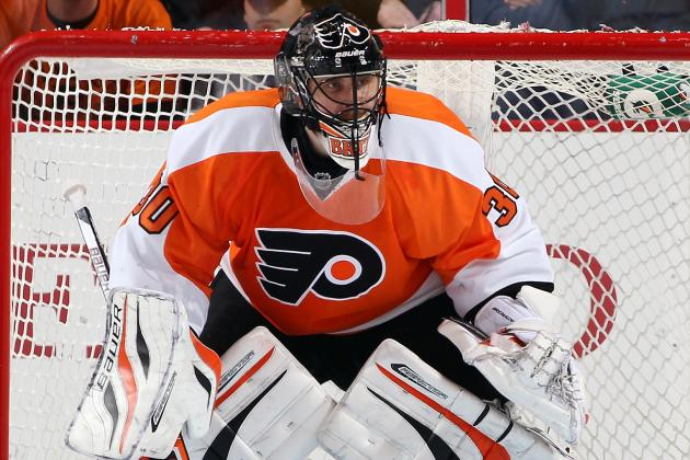 NHL Rumors: Ilya Bryzgalov Close to Signing Deal with ECHL Las Vegas